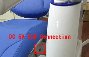 DC 5V USB Connection