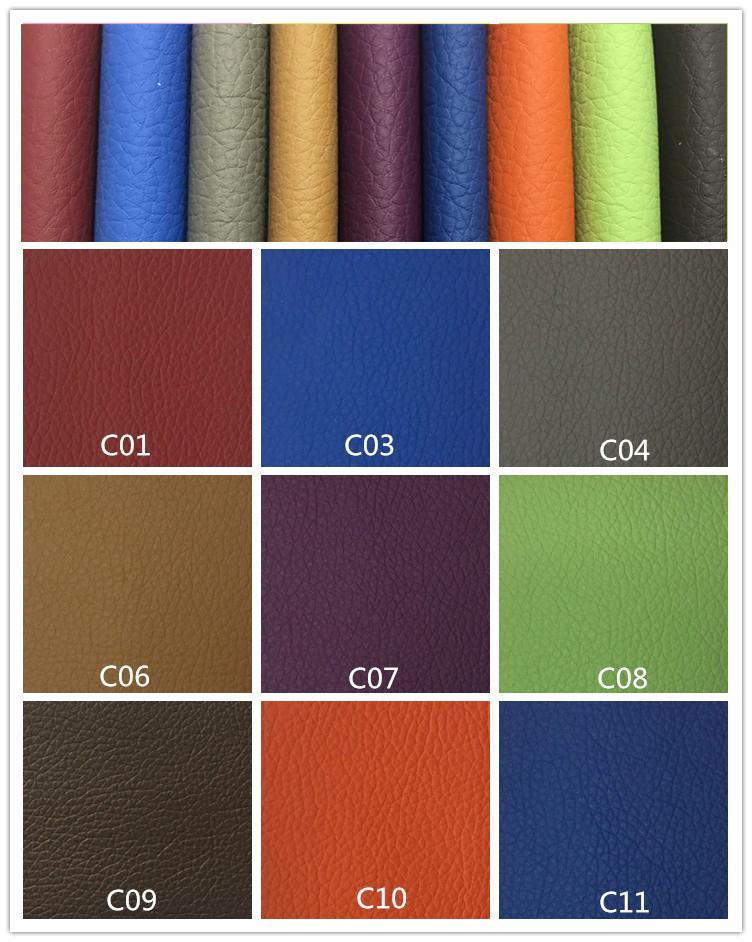 Microfiber Leather Colour Sheet