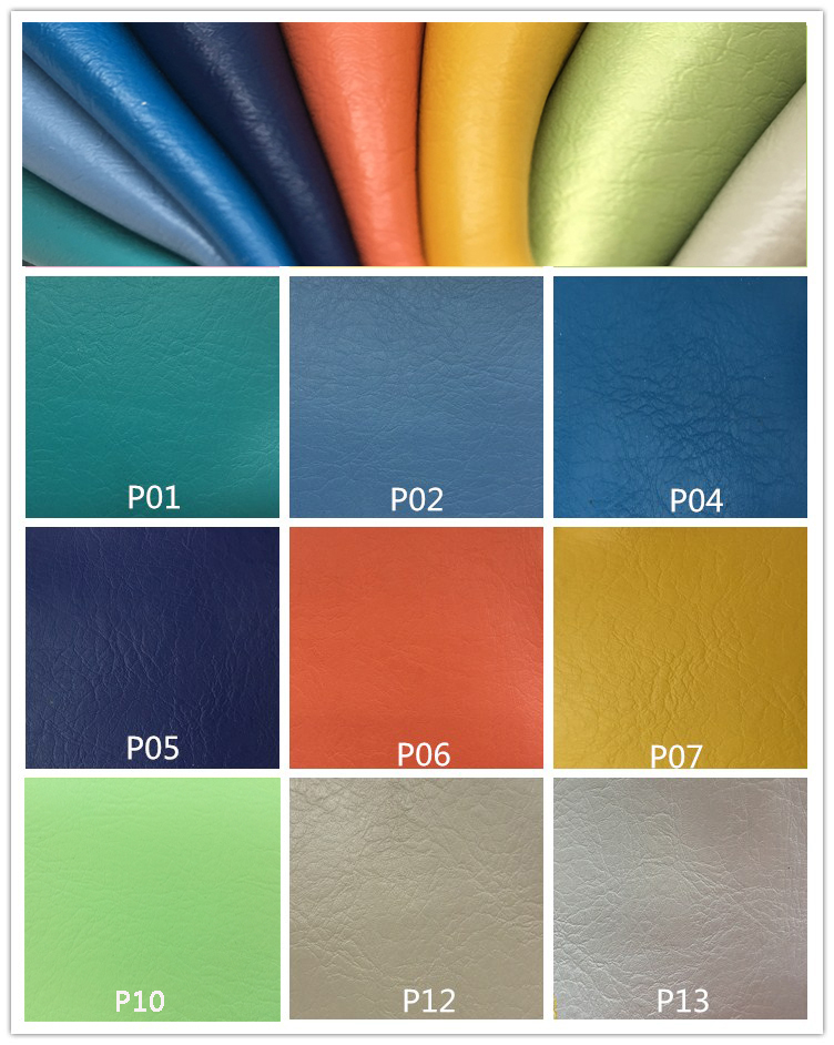 PU Colour Sheet