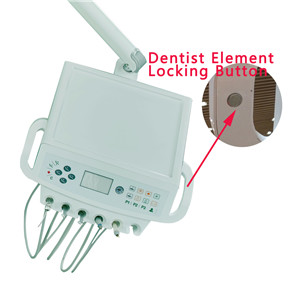 R2-Dentist Element Locking Button
