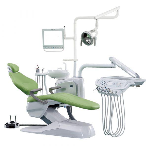R2 Dental Chair | Music Dental Unit | Mr.Right Dental Chair