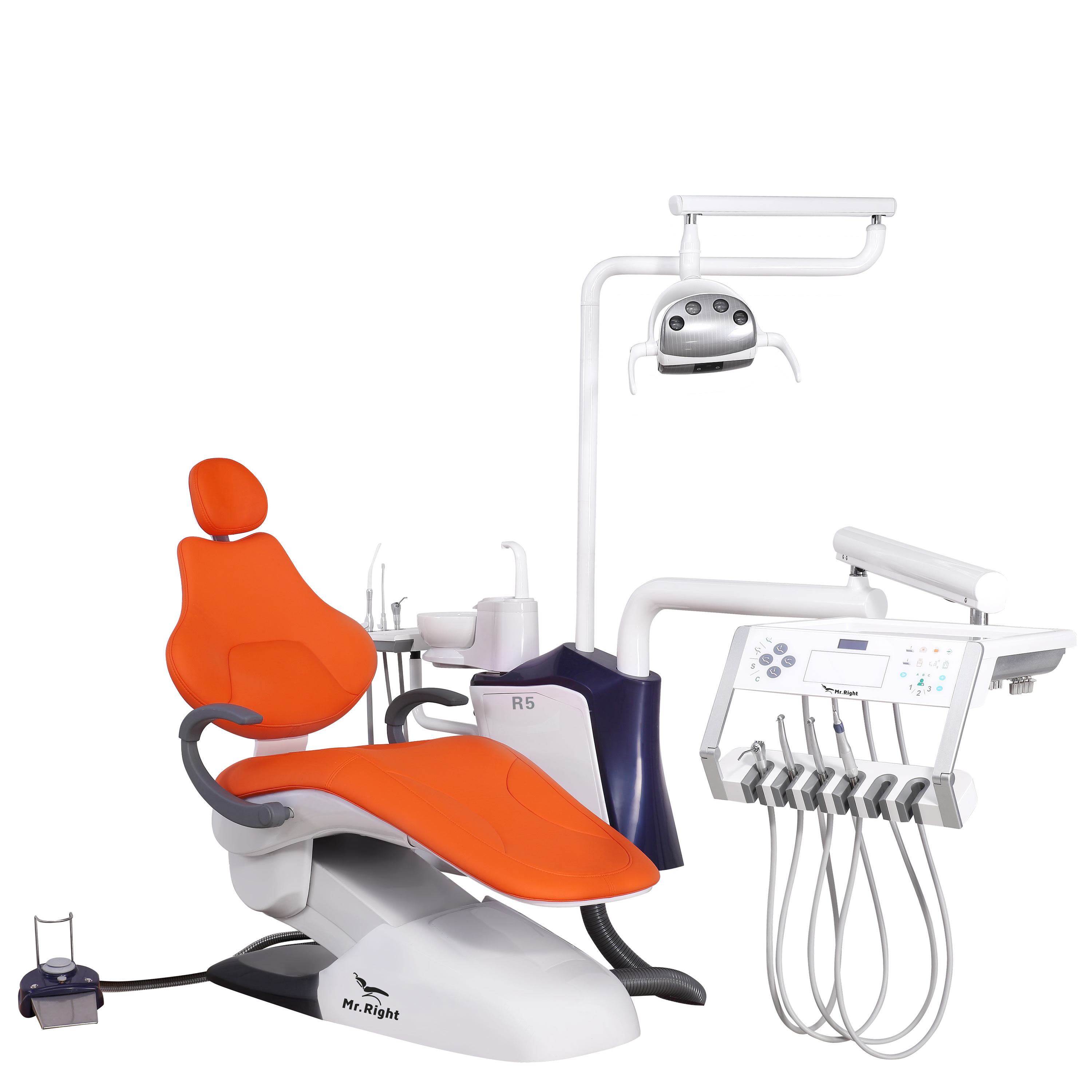Mr Right R5 Dental Chair Build for Premium fort