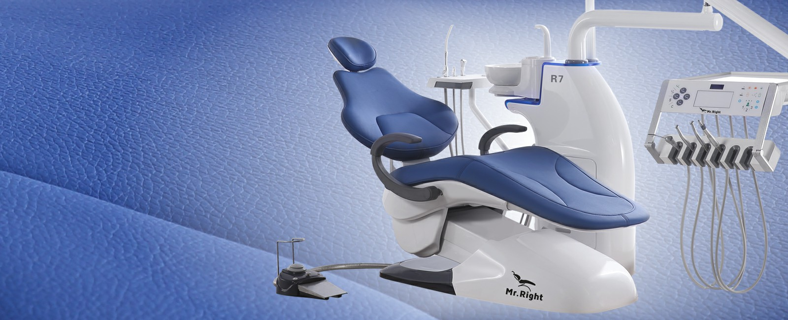R7 Dental Chair Unit