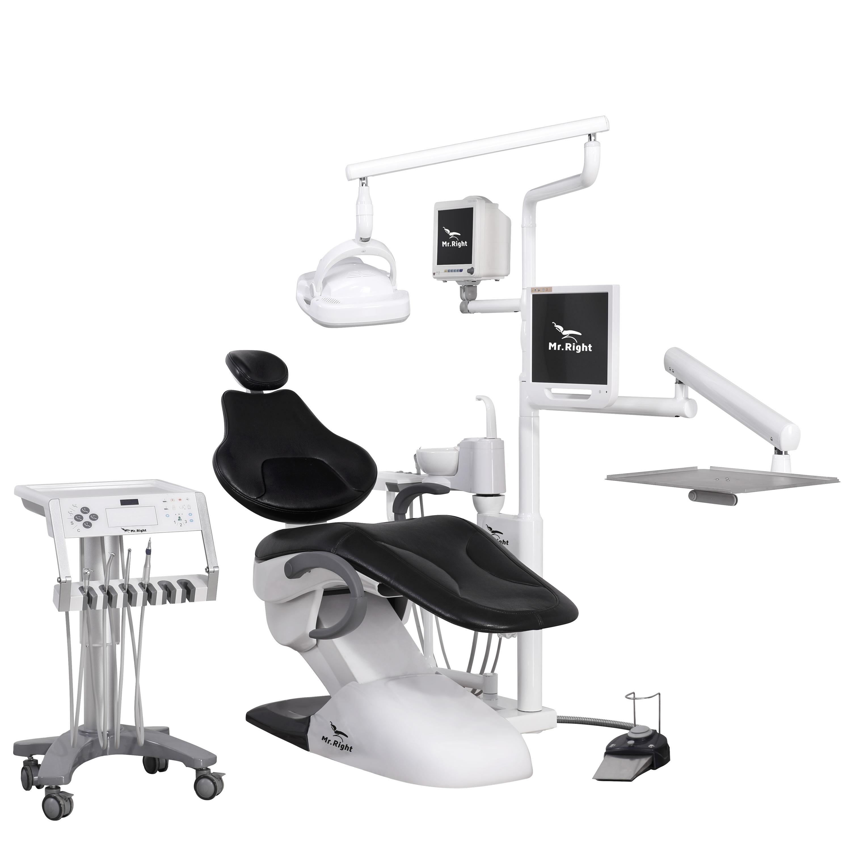 Mr Right R9 dental chair built for dental implantation