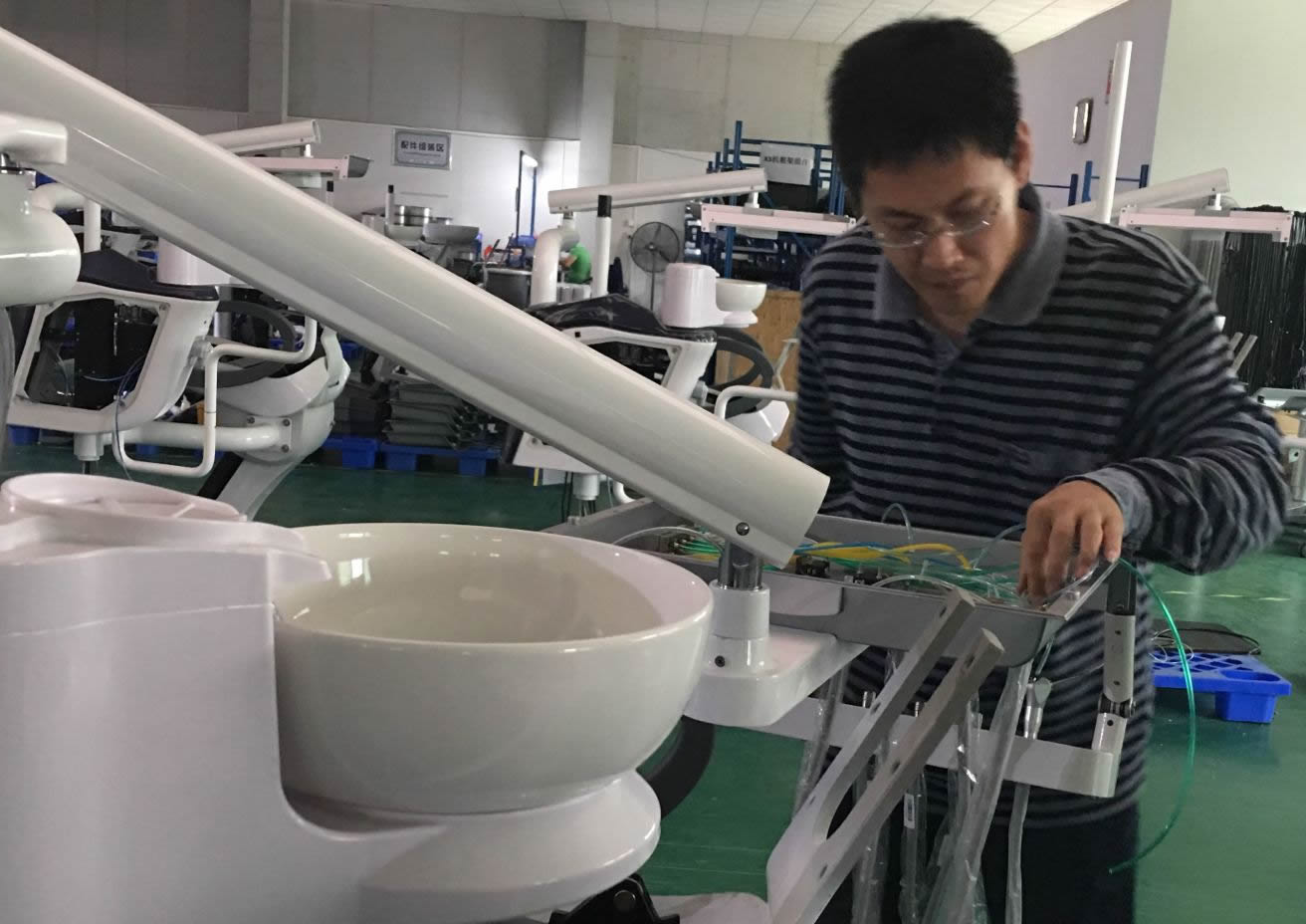 Step Inside Our Factory