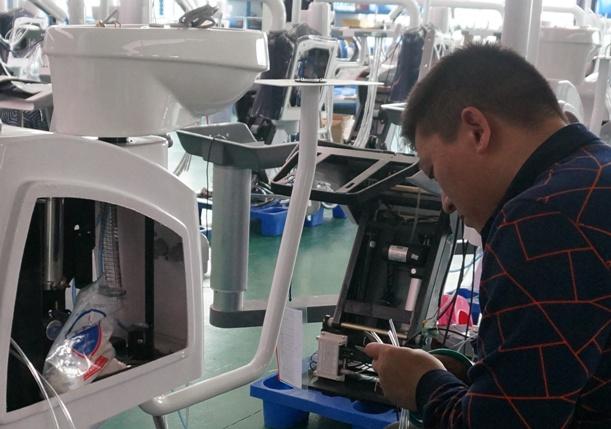 Dental Chair Manufacturing Process